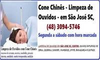 Cone Chinês Limpeza de Ouvidos - Venda de Cone Chinês, Cone Hindu e Vela Hopi em Centro