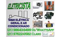 Logo de M&M Elétrica Geral E Ar Condicionado em Jardim Meriti
