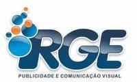 Logo de RGE Publicidade e comunicação visual em Monte Castelo