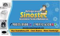 Logo de Refrigeração Sinostec