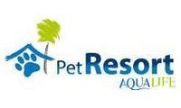 Logo de AquaLife Pet Center em Pinheiros