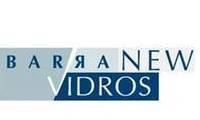 Logo de Barra New Vidros em Barra da Tijuca