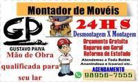 Logo Gp Serviços Montagem E Desmontagem de Móveis