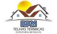 Logo de Rpm Portões E Telhas Térmica Galvolume em Setor Pedro Ludovico