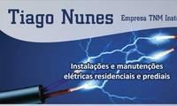Logo de Tnm Reparos E Instalaçoes Elétricas em Vila Nova