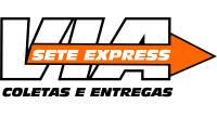 Logo de Via Sete Express em Santo Amaro
