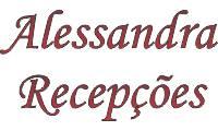 Logo de Alessandra Recepções em Fátima