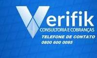 Logo de Verifik Serviços de Cobrança Extrajudicial Ltda em Setor Sul