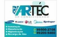Logo de ArTéc | Conserto de Ar-Condicionado em Goiânia e Aparecida de Goiânia