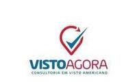 Logo de Visto Agora Consultoria em Visto Americano