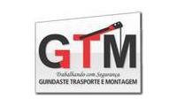 Logo de Gtm Guindastes em Lourival Parente