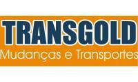 Logo Transgold Transportes em Guanandi