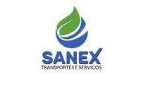 Logo de SANEX CAMINHÃO PIPA LIMPA FOSSA