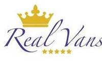 Logo de Real Vans em Renascença