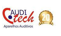 Logo de Audi Tech Aparelhos Auditivos em Ilha do Leite