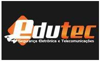 Logo de Edutec - Sistemas de Segurança Eletrônica em Nordeste