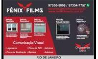 Logo de FÊNIX FILMS em Penha Circular