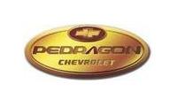 Logo de Pedragon Chevrolet em Flores