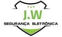 Logo de JW Segurança Eletrônica