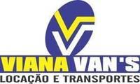 logo da empresa Viana Vans