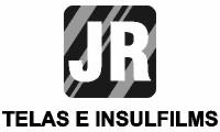 Logo de JR Telas E Insulfilm em Compensa