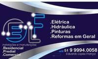 Logo de Elf Instalações E Manutenções em Canudos