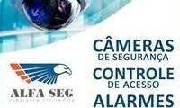 Logo de Alfa Seg Segurança Eletrônica 9950-05645 em Campina de Icoaraci (Icoaraci)