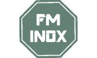 Logo de FM - Inox e Vidraçaria