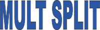 Mult Split Projetos e Instalações de Split