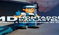 Logo de Md Montadora Dallastella Montagens E Desmontagens de Móveis em Santa Felicidade