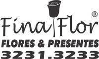 Logo de FINA FLOR FLORES em Centro