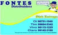 Logo de FONTES DISTRIBUIDORA DE ÁGUA MINERAL em Expedicionários