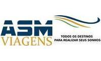 Logo ASM Viagens em Ipiranga