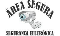 Logo de Área Segura Segurança Eletrônica em Cidade Nova