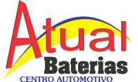 Logo de Atual Baterias Centro Automotivo em Setor Sudoeste