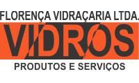 Logo de Florença Vidraçaria em Meireles