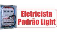 Logo de Eletricista Padrão Light em Éden