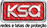 Logo de KSA - Redes e Telas de Proteção