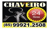 Logo de A Chaveiro 24 Horas F&M Chave Codificada E Carimbo em Aldeota