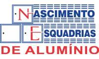 Logo de Nascimento Esquadria de Alumínio em Realengo