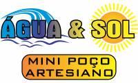 Logo de Água & Sol Perfuração e Recuperação de Poços