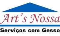 Logo de Art'S Nossa - Forros em PVC em Petrópolis