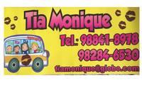 Logo de Transporte Escolar da Tia Monique