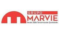 Logo Grupo Marvie em Olaria