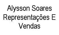 Logo de Alysson Soares Representações E Vendas em Centro