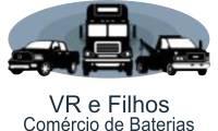 Logo de Vr E Filhos Comércio de Baterias em Vila São Luís