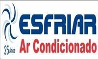 Logo de ESFRIAR AR CONDICIONADO em Lixeira
