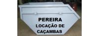 Pereira Locação de Caçambas