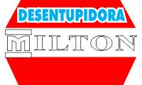 Logo Desentupidora Milton em Conjunto Residencial Recanto dos Rouxinóis