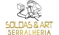 Logo de Soldaseart Serralheria em Mantiquira
